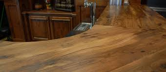 antique hickory reclaimed wood tops elmwood reclaimed timber