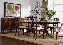 sears kitchen furniture ethan allen dining table and chairs used lovely room medallion