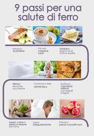 alimentazione ferro basso 9 piccoli passi per una salute di ferro poster