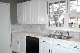 kitchen kitchen marble backsplash
