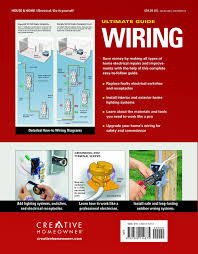 ultimate guide wiring home improvement editors of creative