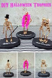 Pinterest Diy Halloween Decorations - halloween party diy halloween trophies halloween decor