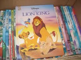 disney classic hardcover series i loooooooved these