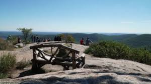 beautiful timelapse from high atop bear mountain new york