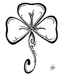 6 lovely shamrock coloring pages ngbasic com