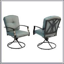 Patio Set With Swivel Chairs Hexagon Patio Table With Swivel Chairs Patios Home Decorating