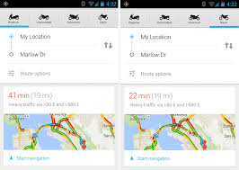How To Make A Route On Google Maps by Google Needs To Make Maps For Motorcyclists Wired