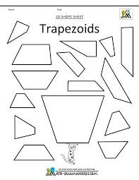 shapes coloring page shapes clip art first grade 2d shapes