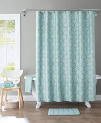 decorative turquoise shower curtain u2014 the homy design