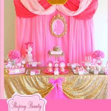princess party wall decorations enchanting idea princess party
