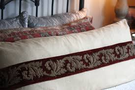 bed of pillows