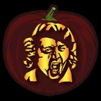61 best famous faces stencils images on pinterest pumpkin