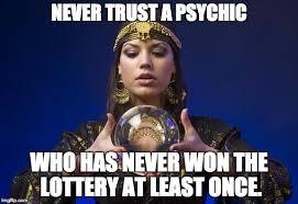 Psychic Meme - psychic memes imgflip