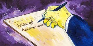 how to ask for a recommendation the chronicle of higher education