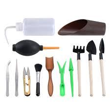 amazon com mkono succulent tools 7pcs mini garden hand tools
