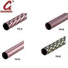 Rod Curtain China Furniture Hardware Rod Tube Pipe Line Rod Curtain Accessory