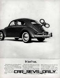 volkswagen ddb how plucky visual humor and lavish color saved the vw beetle in