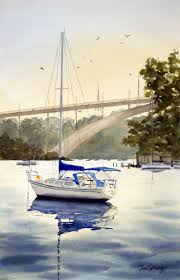 43 best boats images on pinterest boats painting and paintings