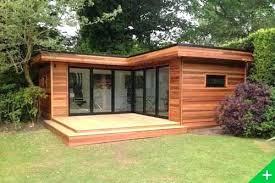 bureau de jardin en kit bureau de jardin en bois abris et bureau de jardin en bois teinté