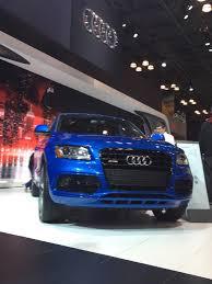 audi dealership interior audi exclusive ara blue sq5 with blue diamond stitched interior