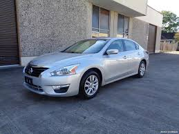 altima nissan 2015 2015 nissan altima 2 5 s for sale in houston tx stock 15041