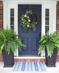 Exterior Door Paint Ideas What Are The Best Paint Colours For A Front Door Brick House