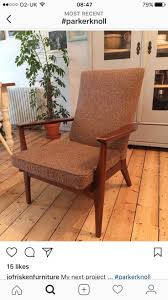 Knoll Rocking Chair Best 20 Parker Knoll Chair Ideas On Pinterest Knoll Chairs