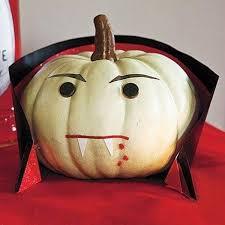 30 No Carve Pumpkin Ideas for Halloween Decoration 2017