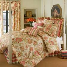 Rose Tree Symphony Comforter Set 301 French Country Bedding French Country Quilts Duvets