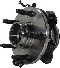 amazon com brand new front wheel hub and bearing assembly mazda