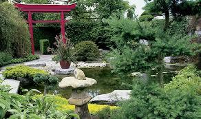 imagenes de jardines japones el jardín japonés