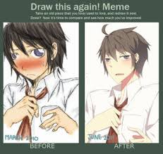 Draw It Again Meme Template - awesome draw it again meme template animememe explore animememe on deviantart draw it again meme template jpg