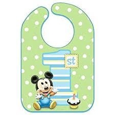 baby mickey 1st birthday disney baby mickey mouse 1st birthday green polka