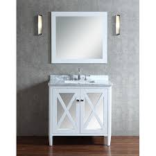 84 Inch Double Sink Bathroom Vanity by Ariel By Seacliff Summit 60