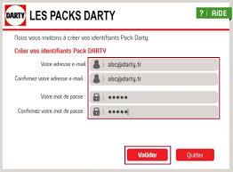 darty si e darty serenite assistance installer mise à jour du pack sérénité