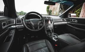 Ford Explorer 2016 Interior 2017 Ford Explorer