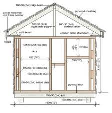Wood House Plans by Play House Design Free Playhouse Plans Footprint Plan And Front