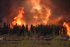 Wildfire Chicago by Canadian Wildfire Causes More Evacs The Rock River Times