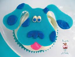 bird on a cake blue u0027s clues cupcake toppers