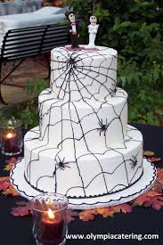 Halloween Themed Wedding Decorations by 107 Best Wedding Cakes Images On Pinterest Halloween Cakes