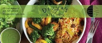 Green Kitchen Restaurant New York Ny - divya u0027s kitchen vegetarian vegan restaurant new york new york