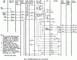 wiring diagrams telephone network interface telephone