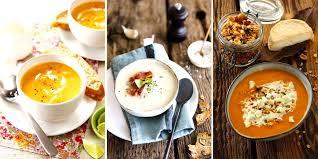 recette de cuisine pour l hiver recettes soupe d hiver nos idées faciles à faire et originales