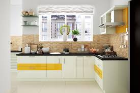 kitchen cabinet design ideas india l shaped modular kitchen designs for indian homes design cafe