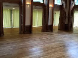 Commercial Wood Flooring Commercial Wood Floor Sanding U0026 Finishing Project University Of