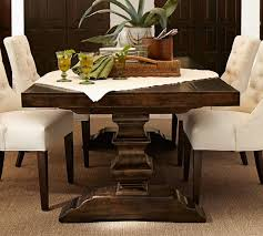 Pottery Barn Benchwright Collection by Banks Extending Dining Table Dining Room Pinterest Banks