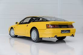 alpine a610 consignatie oldtimer of youngtimerrenault alpine a610 turbo