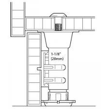 Cabinet Leveler M10 Base Cabinet Leveler Sku F3719