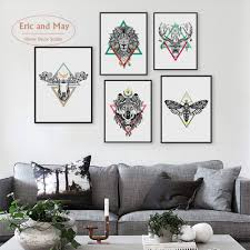 online get cheap scandinavian art prints aliexpress com alibaba