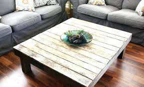 Ottoman Tables Wood Coffee Tables With Storage Square Coffee Table With Storage